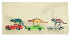 Toys Beach Towels