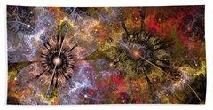 Distant Cosmos Beach Sheet
