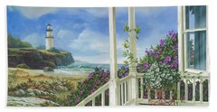 Distant Dreams Beach Towel