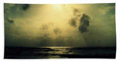 Divine Light Beach Sheet