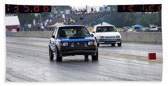 Dodge Omni Glh Vs Rwd Dodge Shadow Beach Towel