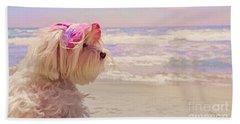 Dog Days Of Summer Beach Sheet