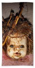 Doll Head Beach Towel