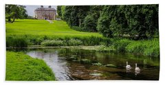 Doneraile Court Estate In County Cork Beach Towel