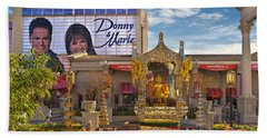 Donny Marie Buddha Beach Sheet