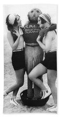 Dorothy Sebastian And Crawford Beach Towel