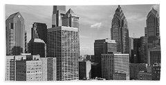 Downtown Philadelphia Beach Sheet