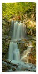 Doyles River Falls Sunkiss Beach Towel
