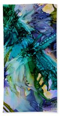 Dragonfly Dreamin Beach Towel