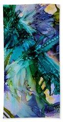 Dragonfly Dreamin Beach Sheet