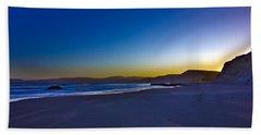 Drake's Beach Hdr Beach Sheet