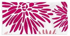 Beauty In Nature Beach Towels