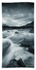 Dramatic Cuillin Beach Towel