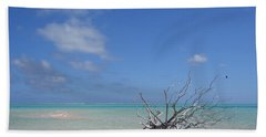 Dream Atoll  Beach Sheet