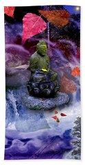 Dream Buddha Beach Towel