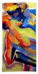 Dream Of Love Beach Towel by Helena Wierzbicki