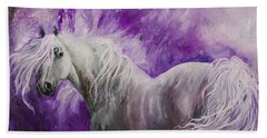 Dream Stallion Beach Towel