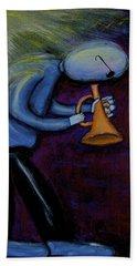 Dreamers 99-001 Beach Towel by Mario Perron