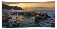 Dreaming Sunset Beach Towel