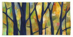 Dreaming Trees 2 Beach Towel
