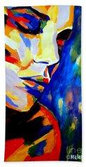 Dreams And Desires Beach Towel by Helena Wierzbicki
