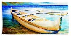 Dreams Of Polynesia Beach Sheet