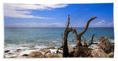 Driftwood Island Beach Towel