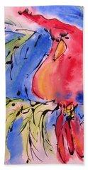 Drizzle Cardinal Beach Sheet