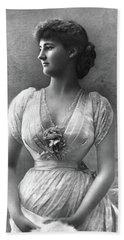 Duchess Of Leinster (1864-1895) Beach Towel
