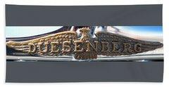 Duesenberg  Beach Sheet