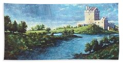 Dungaire Castle Beach Towel