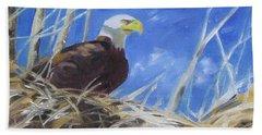 Eagles Nest Beach Towel