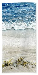 Ebb And Flow Beach Towel
