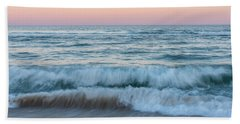 Ebb And Flow Seaside New Jersey Beach Towel
