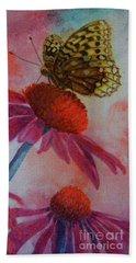 Echinacea Fritillaria Beach Sheet
