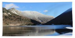 Echo Lake Franconia Notch Beach Towel