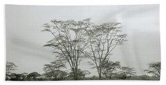 Eden Beach Towel by Shaun Higson