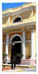 El Convento Hotel Beach Sheet