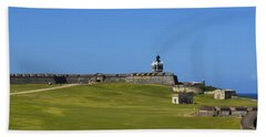 El Morro Panorama Beach Towel