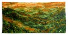 El Yunque Rainforest Beach Towel