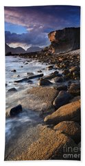 Elgol Sunset Beach Towel