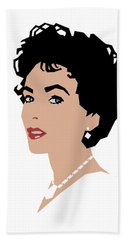 Elizabeth Beach Towel