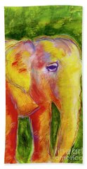 Elle Beach Towel by Beth Saffer