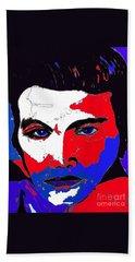 Elvis Made In The U S A Beach Sheet