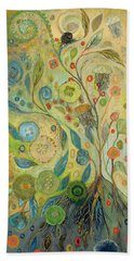 Embracing The Journey Beach Towel