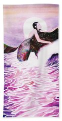 Empress Of The Sea Beach Towel