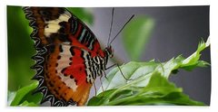 Enchanted Butterfly Beach Towel