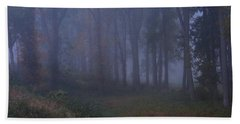 Enchanted Forest Two Beach Towel
