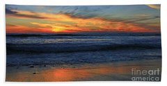 Swamis Skyburst 21x40 Inches Beach Towel