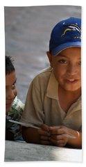 Ensenada Boys 07 Beach Sheet